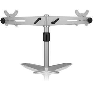 ICY BOX IB-AC638 Tischhalterung silber