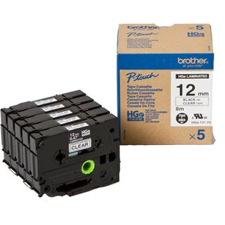 Brother HGE-131V5 Tabe Cassettes