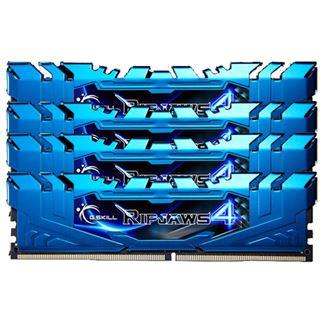 32GB G.Skill Ripjaws DDR4-3000 DIMM CL15 Quad Kit