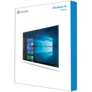 Microsoft Windows Home 10 32Bit DSP Dänisch DVD