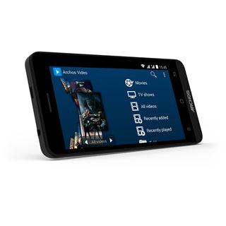 Archos 40d Titanium Dual Sim 4 GB schwarz