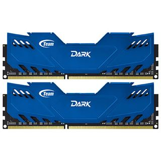 16GB TeamGroup Dark Series blau DDR3-1600 DIMM CL9 Dual Kit