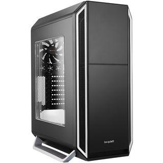 be quiet! Silent Base 800 gedämmt mit Sichtfenster Midi Tower ohne Netzteil schwarz/silber