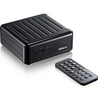 Asrock Beebox N3150/B/BB Barebone IntelN3150 2xSODIMM schwarz
