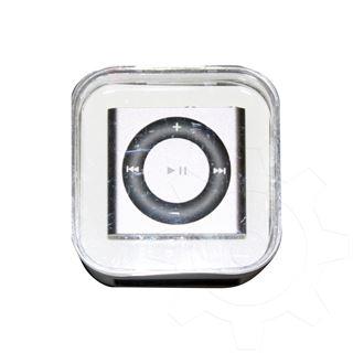 2GB Apple iPod Shuffle space grau