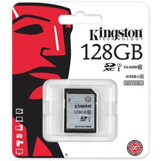 128 GB Kingston SD10VG2 SDXC Class 10 U1 Retail