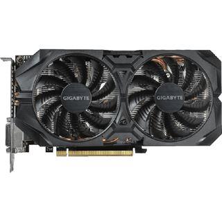 4GB Gigabyte Radeon R9 380 Windforce 2X Aktiv PCIe 3.0 x16 (Retail)