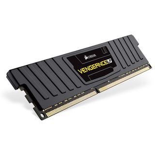 8GB Corsair Vengeance LP Series schwarz DDR3L-1600 DIMM CL9 Single