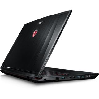 "Notebook 17.3"" (43,94cm) MSI GE72 2QF Apache Pro-GE72-2QFi7W16SR21BW"