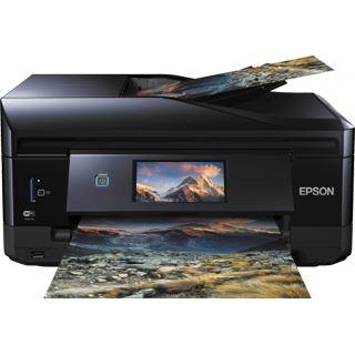 Epson Expression Home XP-830 Tinte Drucken / Scannen / Kopieren / Faxen Cardreader / LAN / USB 2.0 / WLAN