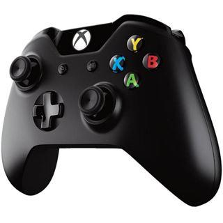Microsoft Xbox One Wireless Controller mit Play & Charge Kit schwarz XBOX One