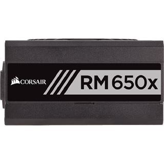 650 Watt Corsair RMx Series RM650x Modular 80+ Gold