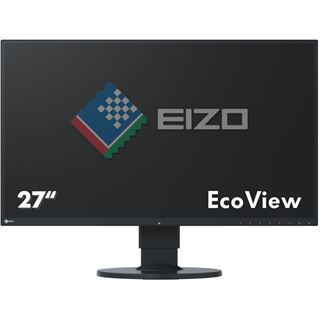 "27"" (68,58cm) Eizo FlexScan EV2750-BK schwarz 2560x1440 1xDisplayPort / 1xDVI / 1xHDMI"