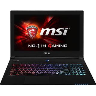 """Notebook 15.6"""" (39,62cm) MSI GS60 6QE Ghost Pro - GS60-6QE16H11"""