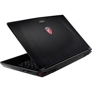 "Notebook 15.6"" (39,62cm) MSI GE62 2QD Apache Pro - GE62-6QD16H11"