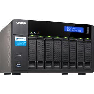 QNAP Turbo Station TVS-871T-i5-16G ohne Festplatten