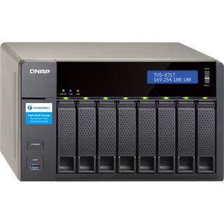 QNAP Turbo Station TVS-871T-i7-16G ohne Festplatten