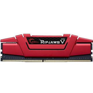 16GB G.Skill RipJaws V rot DDR4-2800 DIMM CL15 Single