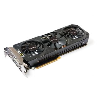 4GB ZOTAC GeForce GTX 970 AMP! Edition Aktiv PCIe 3.0 x16 (Retail)