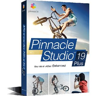 Corel Pinnacle Studio 19 Plus Multilingual