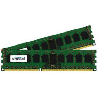 16GB Crucial CT2KIT102472BD160B DDR3-1600 ECC DIMM CL11 Dual Kit