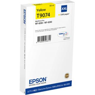 Epson Tinte gelb 69.0ml