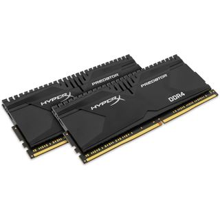 32GB Kingston Predator DDR4-3000 DIMM CL16 Dual Kit