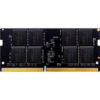 4GB GeIL GS44GB2133C15S DDR4-2133 SO-DIMM CL15 Single