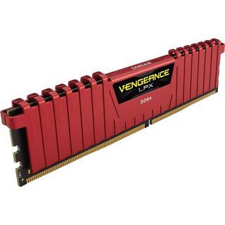 16GB Corsair Vengeance LPX rot DDR4-2133 DIMM CL13 Dual Kit