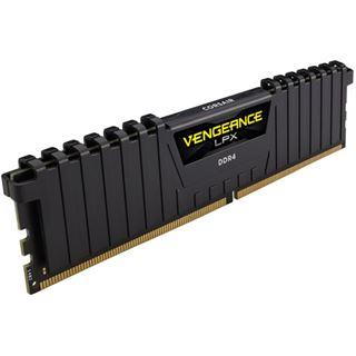 16GB Corsair Vengeance LPX schwarz DDR4-3600 DIMM CL18 Quad Kit