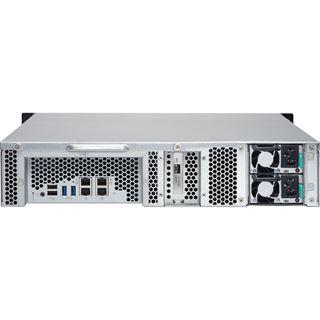 QNAP Turbo Station TS-863U-RP-4G ohne Festplatten