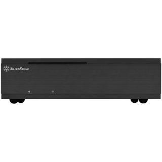 Silverstone SST-ML06B Desktop ohne Netzteil schwarz
