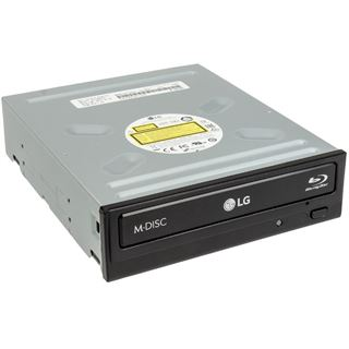 LG Electronics BH16NS55 Blu-ray Disc Writer SATA intern schwarz Bulk
