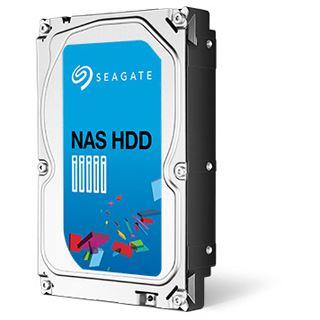 "6000GB Seagate NAS HDD ST6000VN0021 128MB 3.5"" (8.9cm) SATA 6Gb/s"