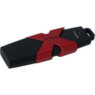 64 GB HyperX Savage schwarz/rot USB 3.1
