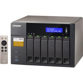 QNAP Turbo Station TS-653A-8G ohne Festplatten