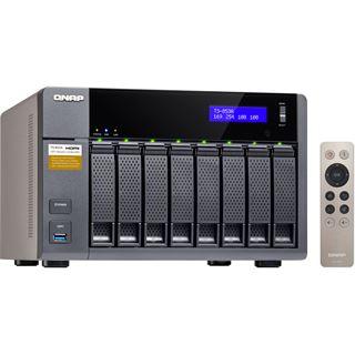 QNAP Turbo Station TS-853A-4G ohne Festplatten
