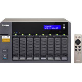 QNAP Turbo Station TS-853A-8G ohne Festplatten