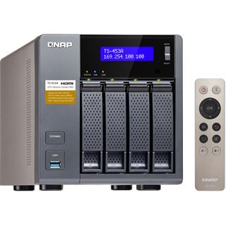 QNAP Turbo Station TS-453A-8G ohne Festplatten