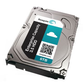 "6000GB Seagate Enterprise Capacity 3.5 HDD PowerBalance ST6000NM0124 128MB 3.5"" (8.9cm) SATA 6Gb/s"