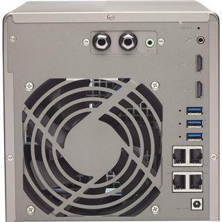 QNAP Turbo Station TS-453A-4G ohne Festplatten