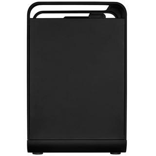 Silverstone Case Storage CS01-HS Mini-ITX ohne Netzteil schwarz