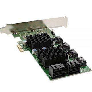 InLine 76617G 8 Port PCIe 2.0 x1 retail