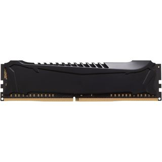 8GB HyperX Savage schwarz DDR4-2666 DIMM CL13 Single