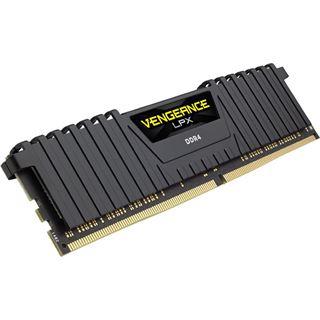 16GB Corsair Vengeance LPX schwarz DDR4-3466 DIMM CL16 Dual Kit