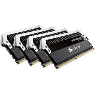 16GB Corsair Dominator Platinum DDR4-3200 DIMM CL15 Quad Kit