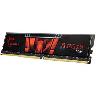 16GB G.Skill Aegis DDR4-2400 DIMM CL15 Dual Kit