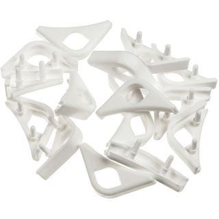 Noctua NA-SAVP1 chromax.white Anti-Vibrations-Pads - weiß