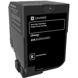 Lexmark Toner Rück. CX725 schwarz
