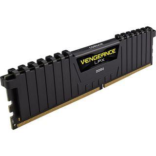 8GB Corsair Vengeance LPX schwarz DDR4-2400 DIMM CL16 Dual Kit